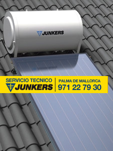 Precio_Termosifon_Solar_Junkers_200_litros_Mallorca